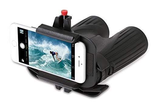 Snapzoom Universal Digiscoping Adapter for iPhone and Android Smartphones