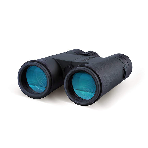 Jeddah JY5-8x42 Binocular with Premium Bak-4 Prisms & Carry Case (Green)