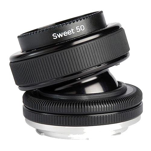 Lensbaby Composer Pro with Sweet 50 Optic for Fujifilm X Cameras