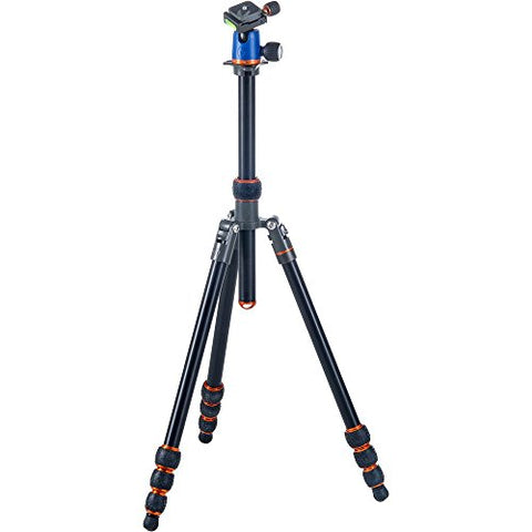 3 Legged Thing Punks Travis Aluminum Tripod Kit w/ AirHed Neo