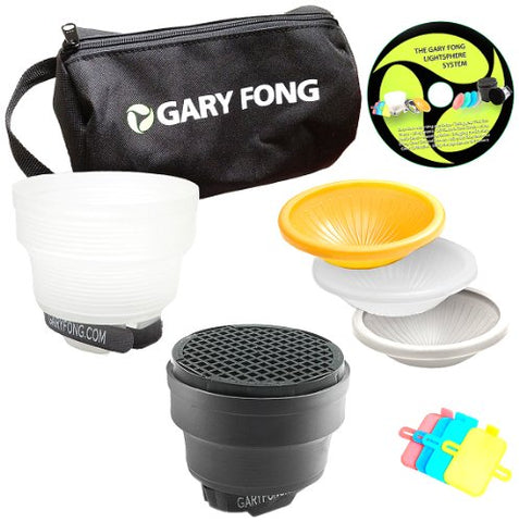 Gary Fong Fashion and Commercial Lighting Flash Modifying Kit