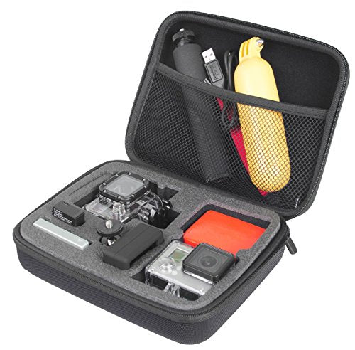 Bower Xtreme Action Series XAS-MCASE Medium Case for GoPro (Black)