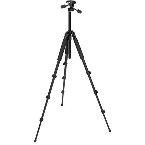 Slik Tripod Sprint Pro II With 3-way Pan Head Gun Metal Black