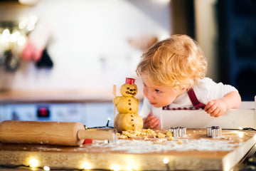 Tips for Heart-Healthier Holiday Baking with Olive Oil