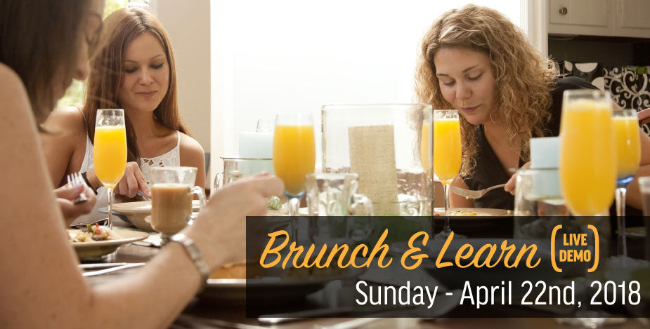 Brunch & Learn - Cooking Class