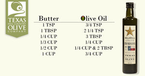 Olive Oil is the new Butter