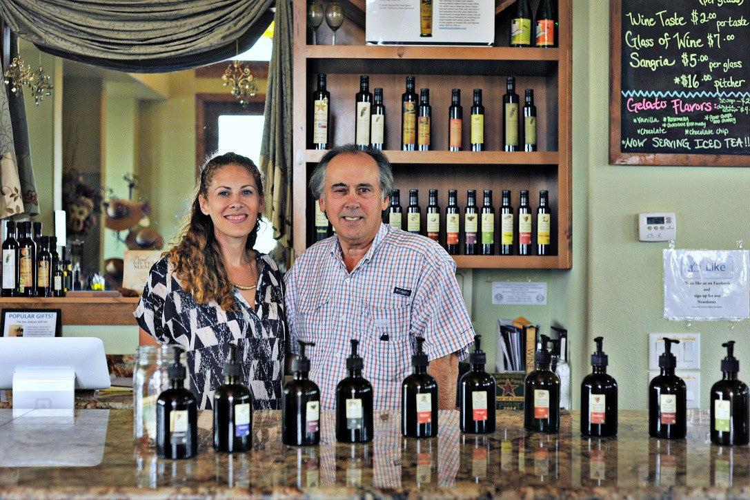Field & Feast Podcast: Gambini Family Olive Oil