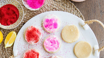 Olive Oil Sugar Cookie | | Texas Hill Country Olive Co.