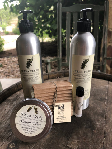 spa products terra verde