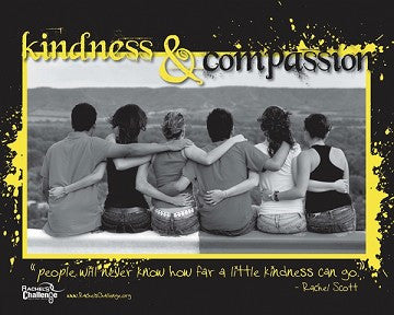 Kindess & Compassion Poster