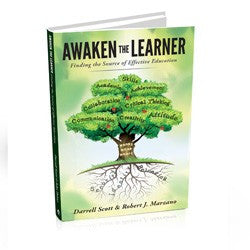 Awaken the Learner - By Darrell Scott & Dr Robert Marzano