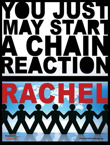 Chain Reaction Worldwide Poster