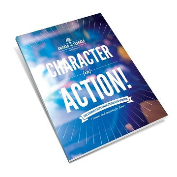 Character in Action Workbook Digital Download