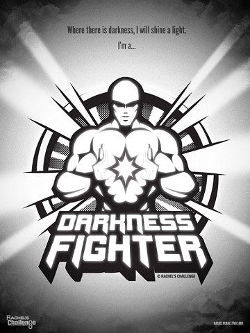 Darkness Fighter Poster