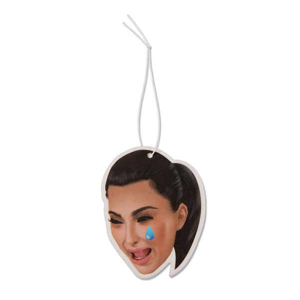 KIMOJI CRY FACE AIR FRESHENER