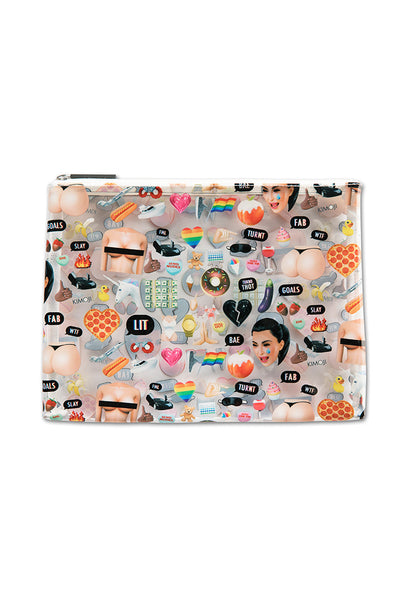 KIMOJI VARIETY MAKEUP BAG