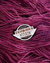 Destination Yarn Destination Yarn - Large Enamel Pin