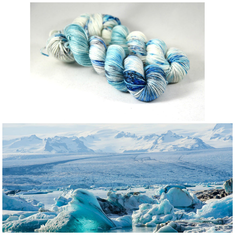 Destination Yarn DK Weight Yarn Antarctica
