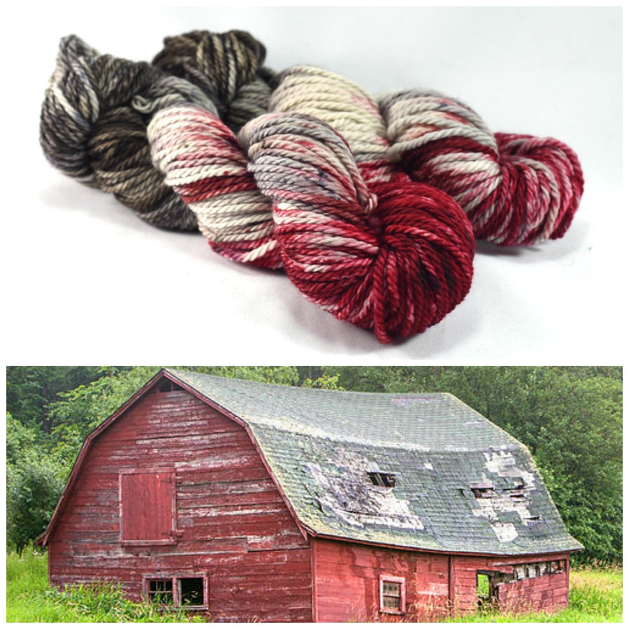 Destination Yarn DK Weight Yarn RUSTIC BARN - DK WEIGHT