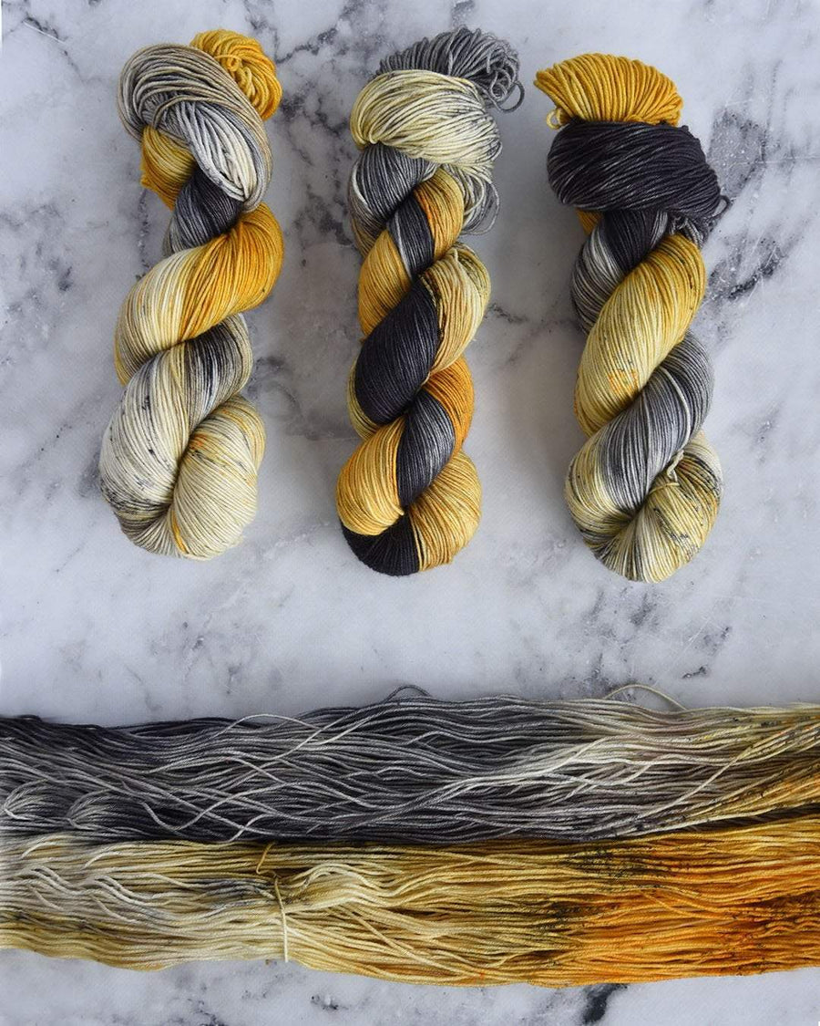 Destination Yarn DK Weight Yarn Sheesh Mahal - DK Weight