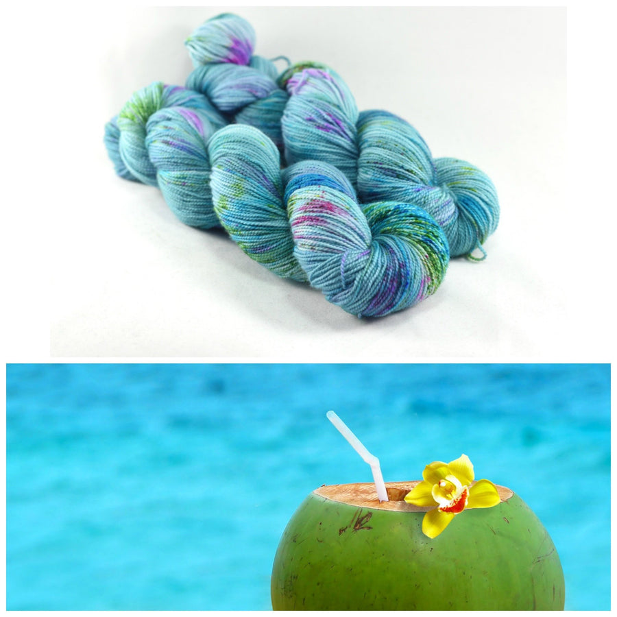 Destination Yarn DK Weight Yarn SWIM UP BAR - DK WEIGHT