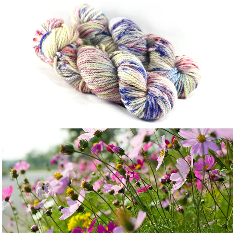 Destination Yarn DK Weight Yarn Wildflowers on the Great Plains DK