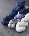 Destination Yarn fingering weight yarn Chicago Collection Full Skein Set - Dyed to Order
