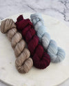Destination Yarn fingering weight yarn Cliffside