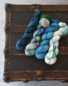 Destination Yarn fingering weight yarn COMMUNITY GARDEN