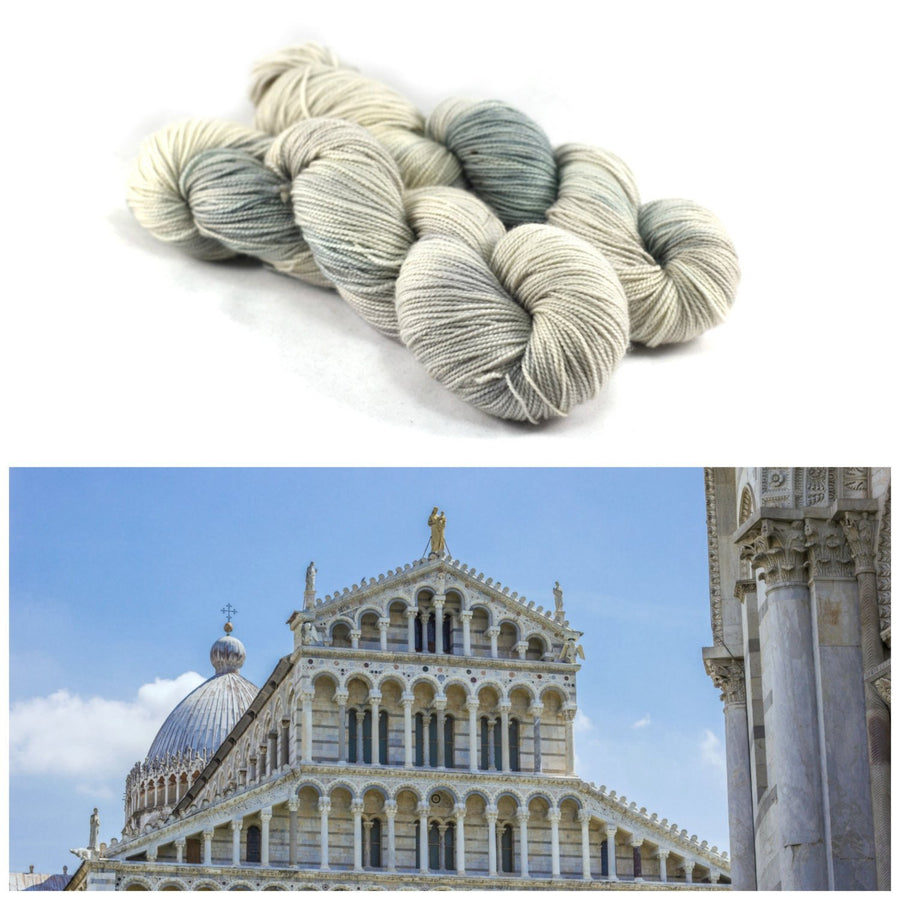 Destination Yarn fingering weight yarn DUOMO