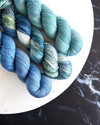 Destination Yarn fingering weight yarn Earth Set - DYED TO ORDER