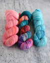 Destination Yarn fingering weight yarn Honolulu