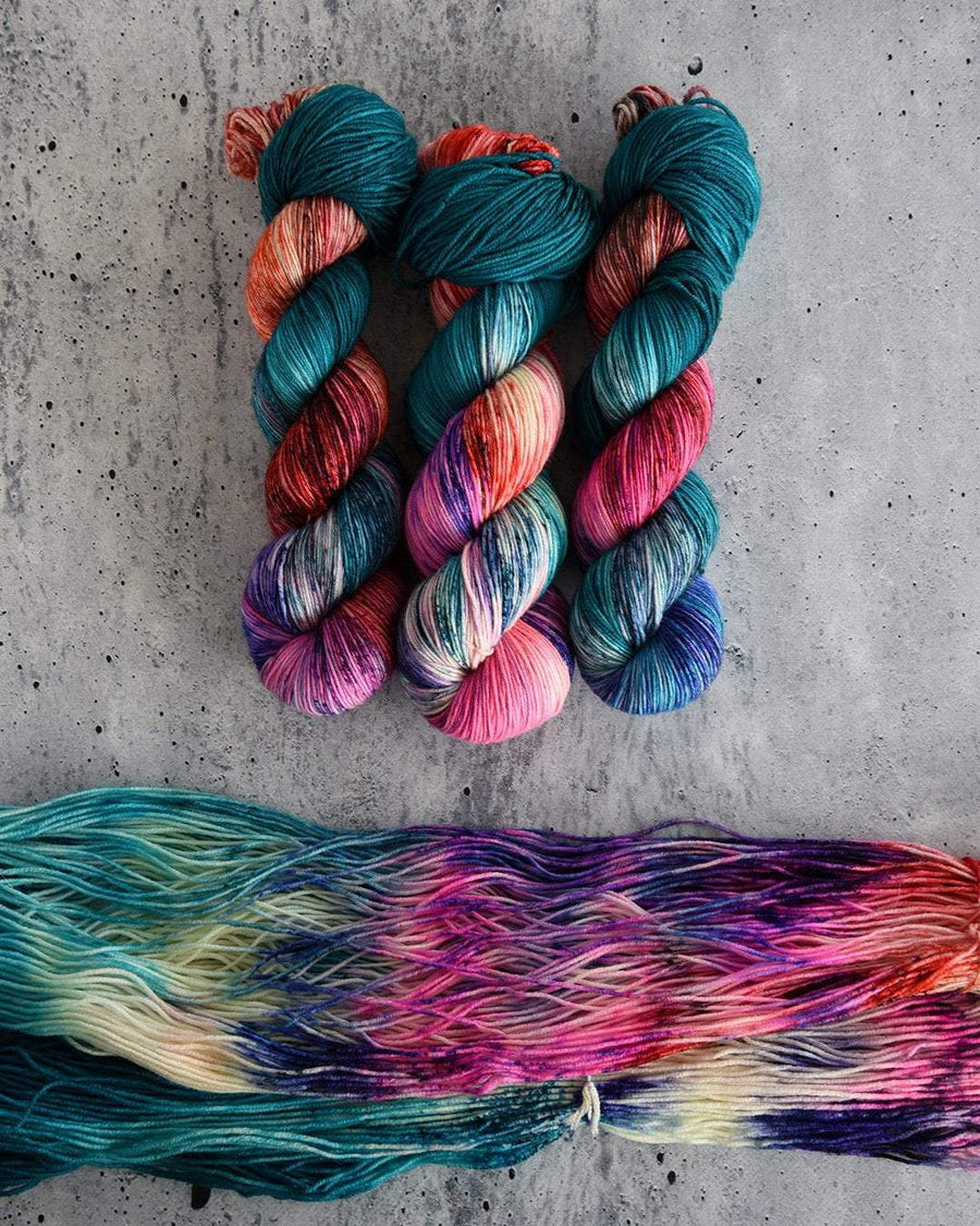 Destination Yarn fingering weight yarn Honolulu Set