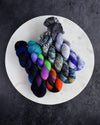 Destination Yarn fingering weight yarn INTERNATIONAL SPACE STATION