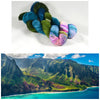 Destination Yarn fingering weight yarn Kaua'i Set