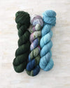 Destination Yarn fingering weight yarn Lake Como - dyed to order