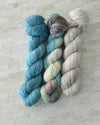 Destination Yarn fingering weight yarn Mediterranean - dyed to order