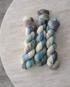 Destination Yarn fingering weight yarn Mediterranean Set- dyed to order