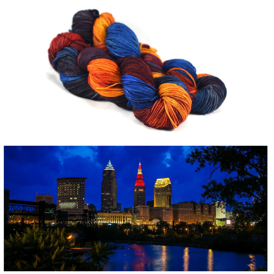 Destination Yarn fingering weight yarn miraCLE