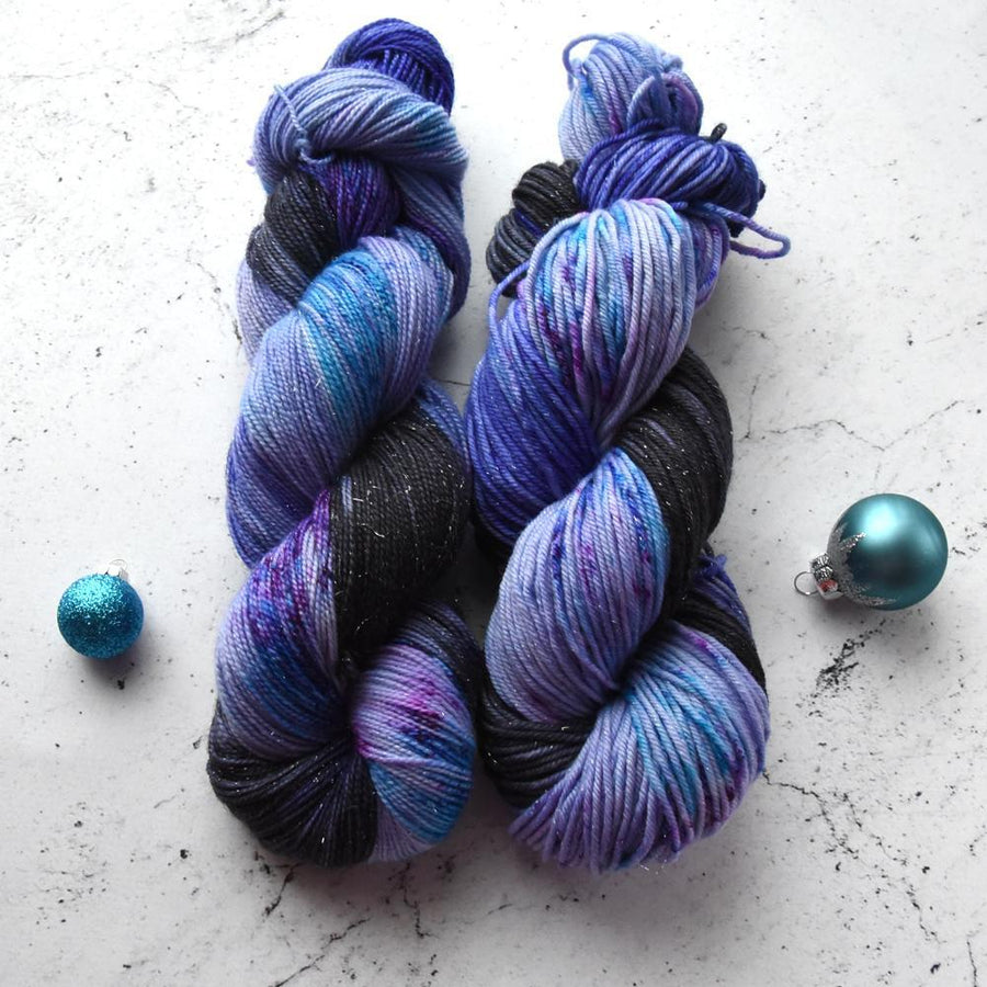 Destination Yarn fingering weight yarn NYE 2018