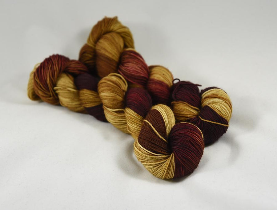Destination Yarn fingering weight yarn Postcard (fingering weight) Casterly Rock - dyed to order