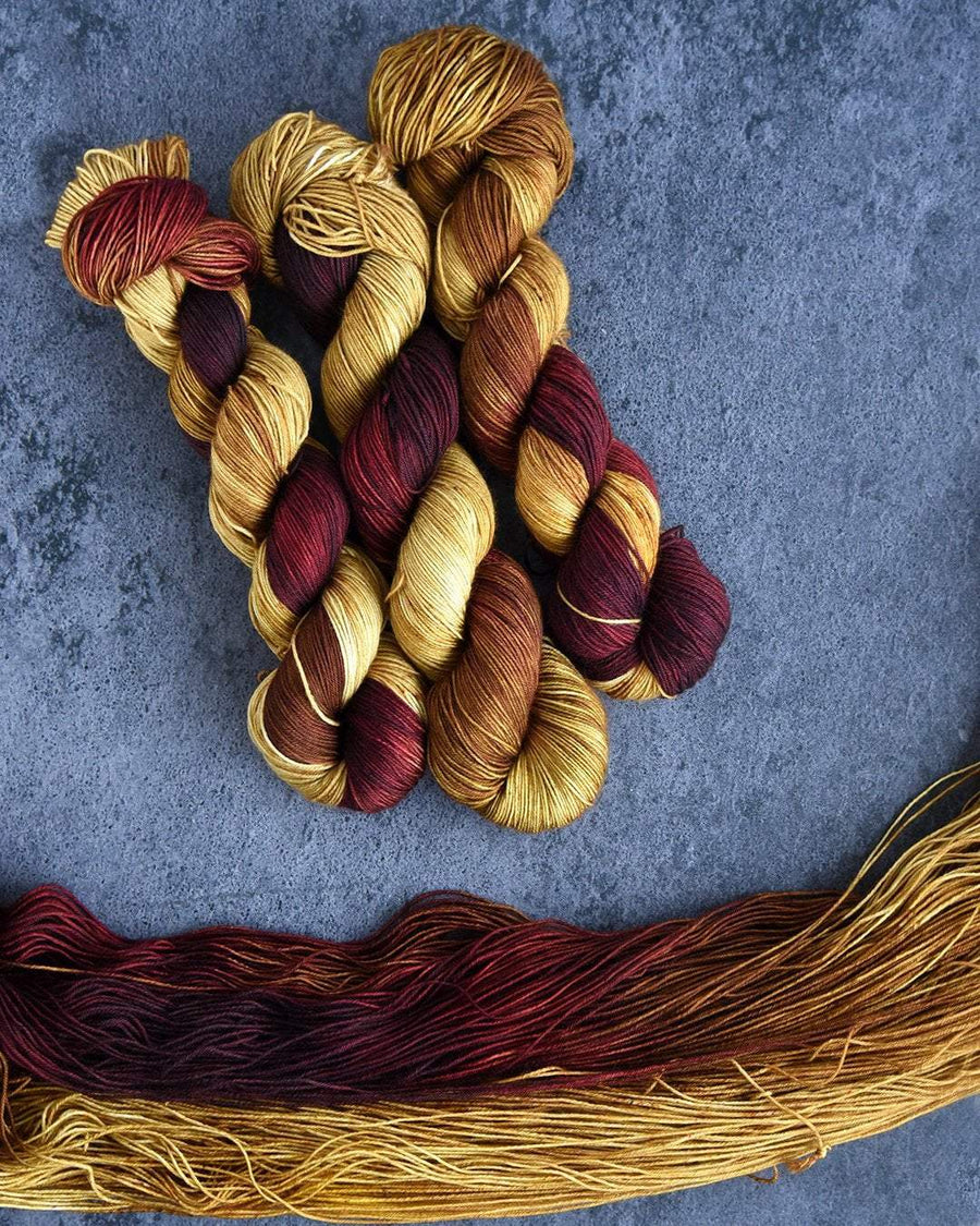 Destination Yarn fingering weight yarn Postcard (fingering weight) Game of Thrones - FULL SKEIN SET