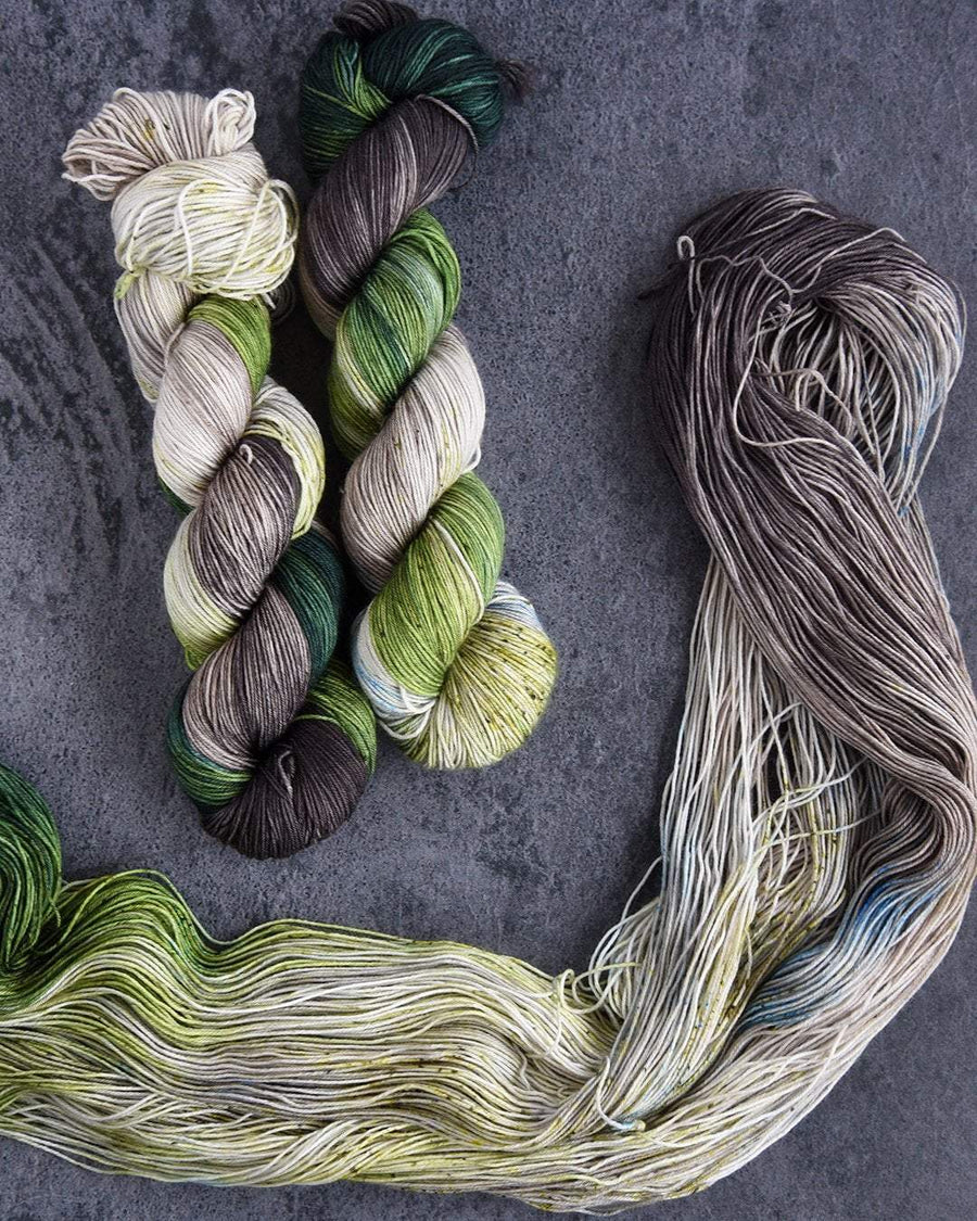 Destination Yarn fingering weight yarn Postcard (fingering weight) Westeros Set - dyed to order