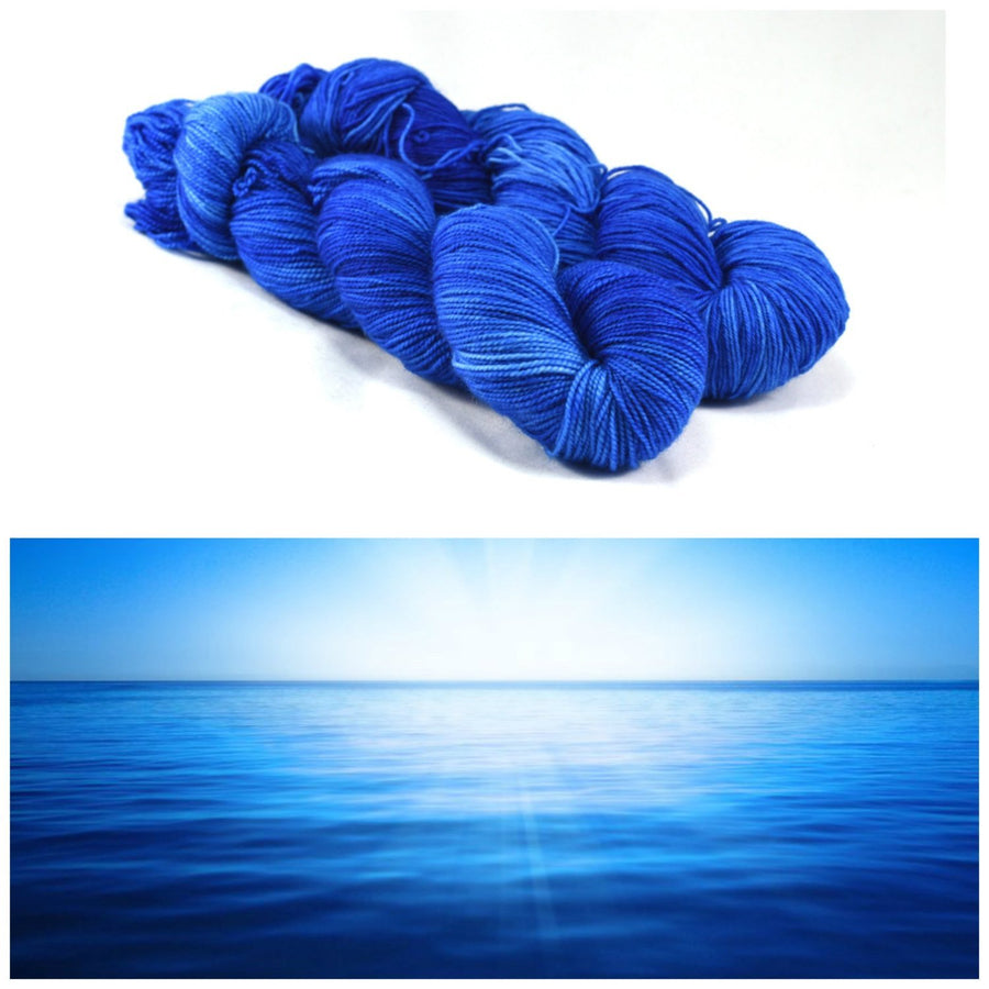 Destination Yarn fingering weight yarn SEA