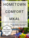 Destination Yarn Hometown Comfort Mystery Knit Along Kit!