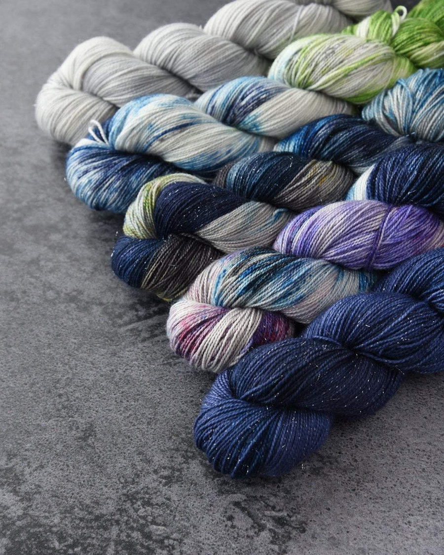Destination Yarn Knitting Kit Chicago Collection - FULL SKEIN SET