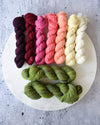 Destination Yarn Knitting Kit Gardenscape - Garden Variety MKAL Kit