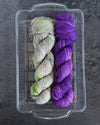 Destination Yarn Knitting Kit Hug Shot Kit