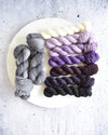 Destination Yarn Knitting Kit Mountainscape - Garden Variety MKAL Kit