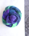 Destination Yarn Knitting Kit Northern Lights Birds of a Feather Shawl Kit - Mohair and Cashmere